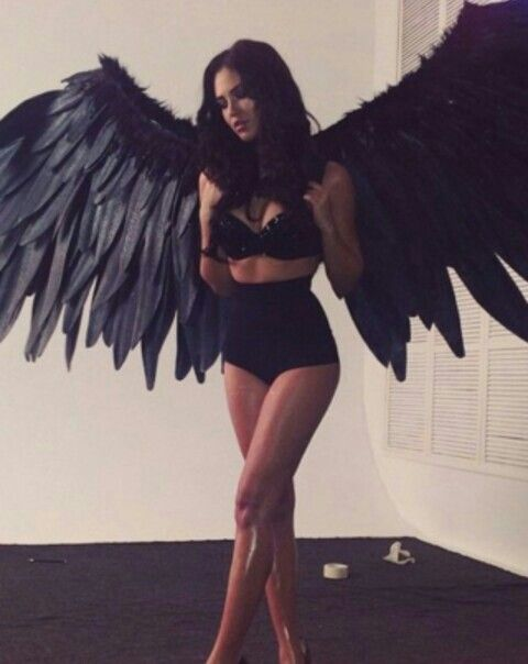 Dark Angel Costume.