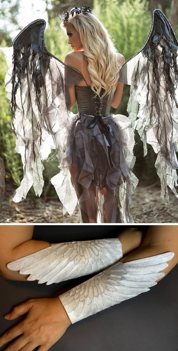 Angel Costumes and DIY Ideas.