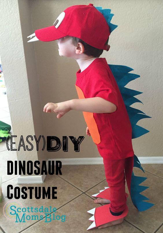 20+ Dinosaur Costumes and DIY Ideas 2017