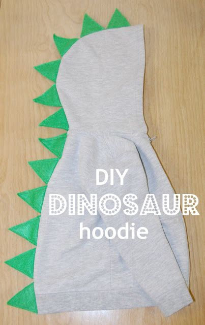 20 dinosaur costumes and diy ideas 2017 dinosaur hoodie sweatshirt solutioingenieria Image collections