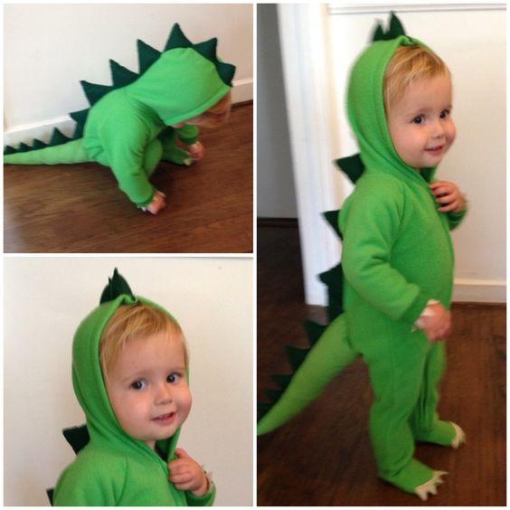 Baby Dinosaur Costume.