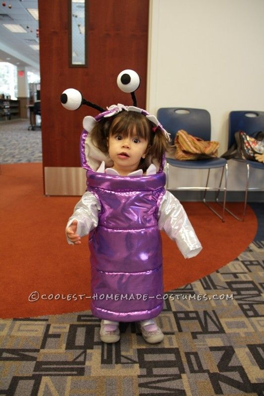 Monster Inc Boo Costume.