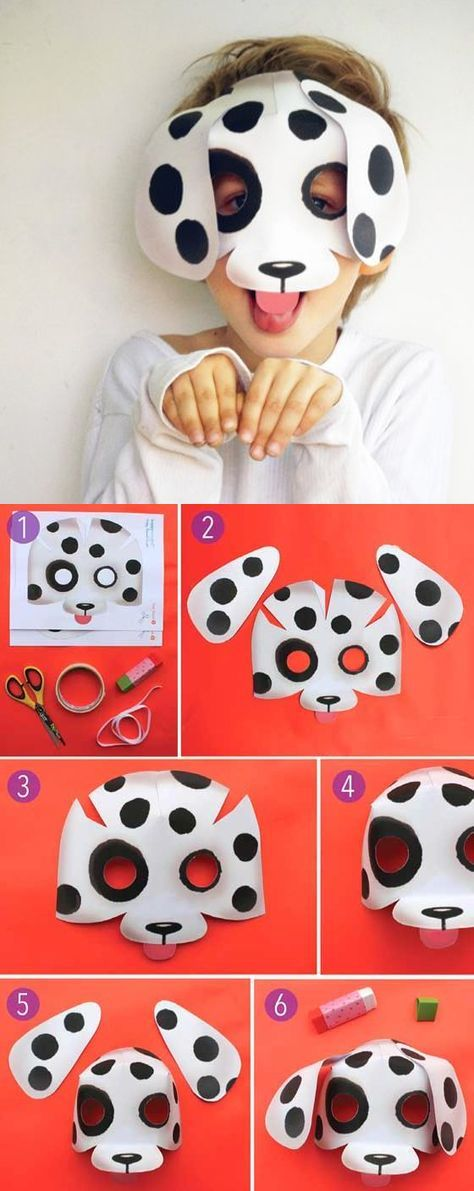 dog mask template for kids - 15 dog halloween costumes for kids or adults 2017