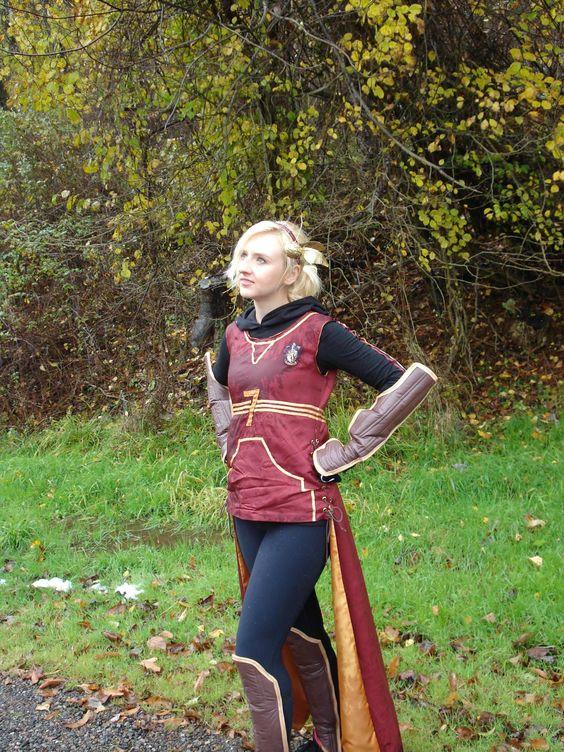 Quidditch Training Costume.
