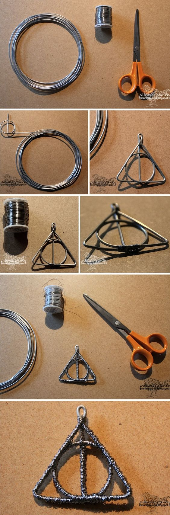 How To Make Harry Potter Stuff For Your Room