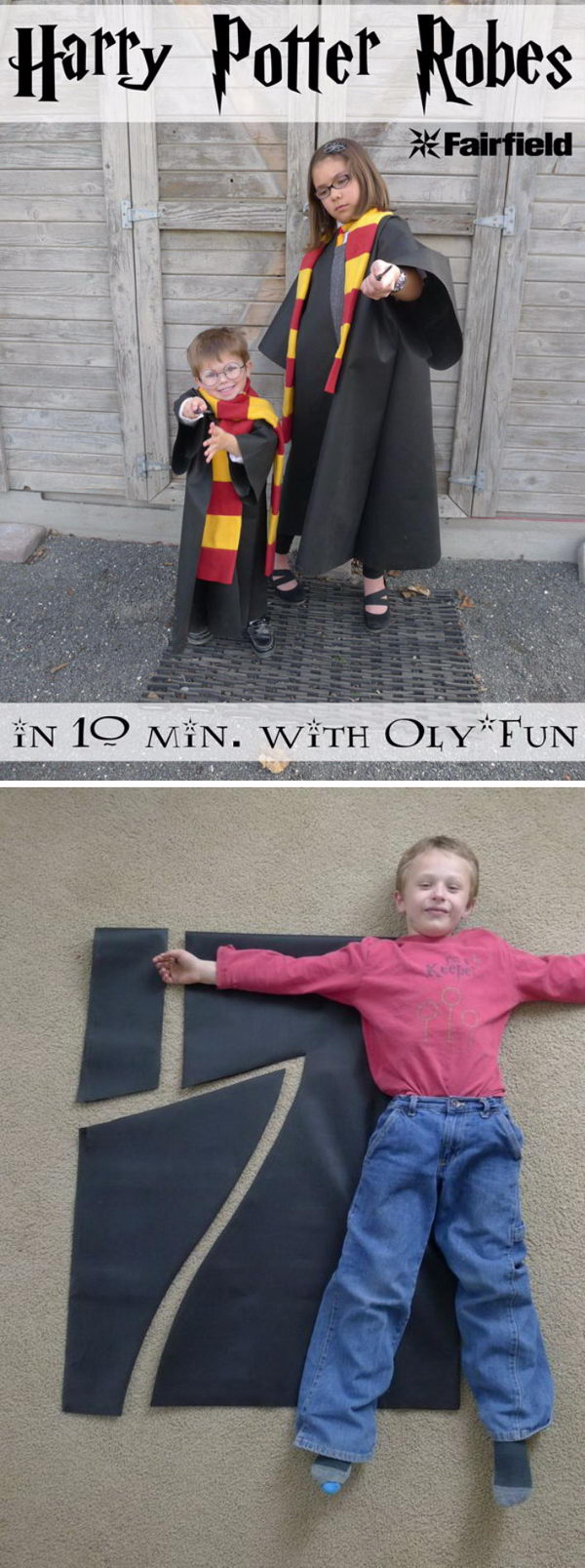 25 Harry Potter Costumes And Diy Ideas 2017