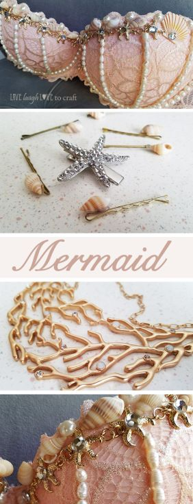 Mermaid Accessories.