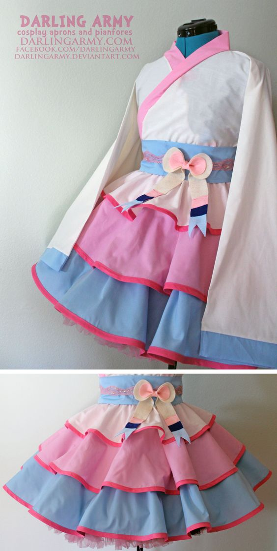 Pokemon Sylveon Costume.