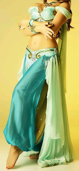 Sexy Jasmine Costume.