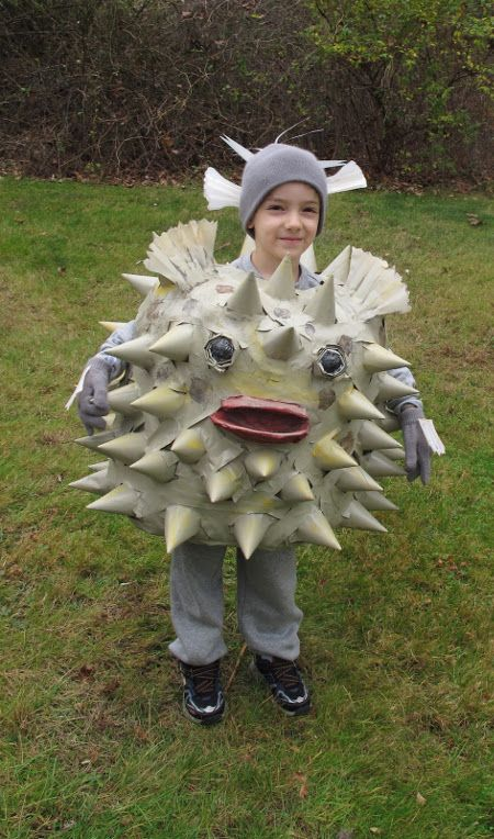 Puffer Fish Costume  sc 1 st  IdeaStand : fish costumes  - Germanpascual.Com