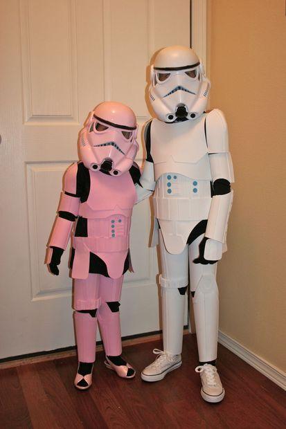Star Wars Stormtrooper Costumes for Kids.