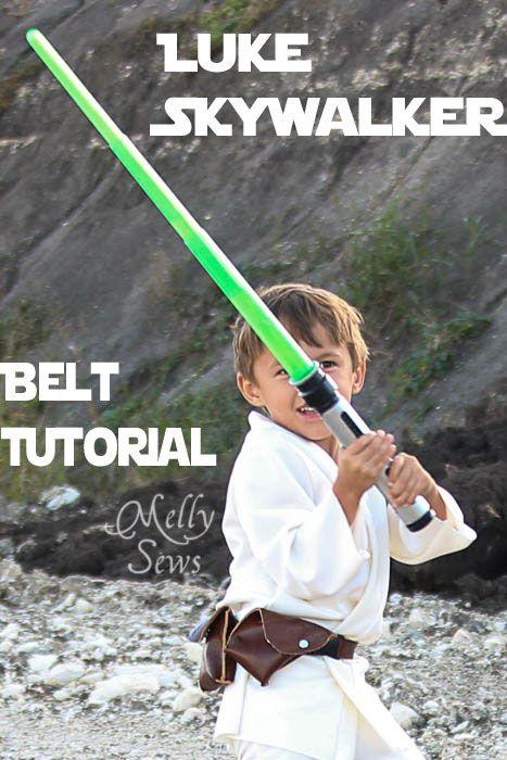 Luke Skywalker Belt.