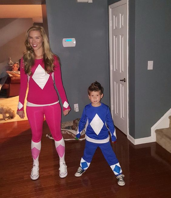 Power Rangers Costume.