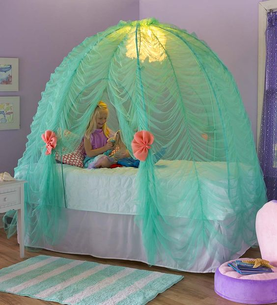 Light Up Under the Sea Bed Tent.