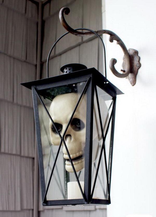 Head In A Lantern.