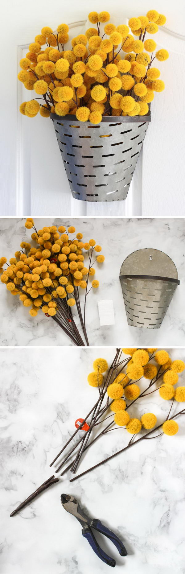 Diy fall thanksgiving decorations