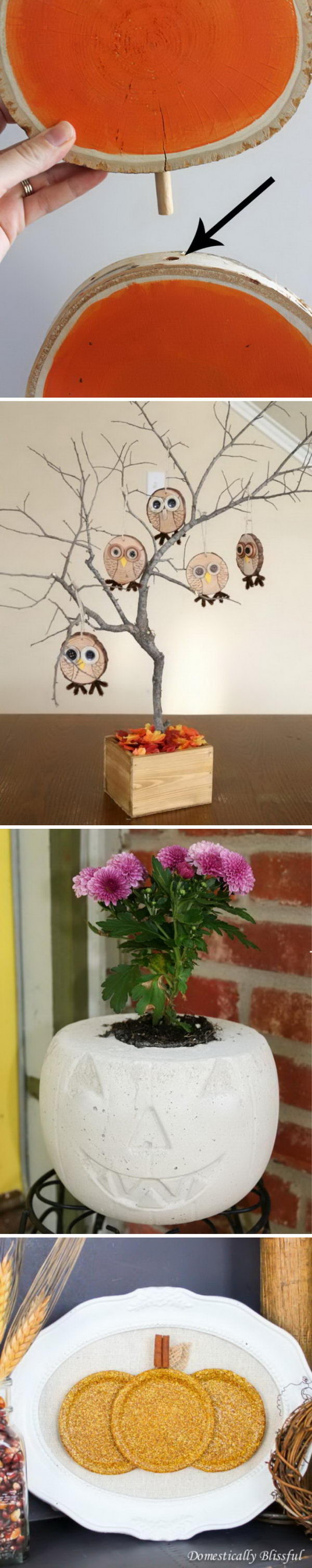 30+ DIY Fall Thanksgiving Decorations.