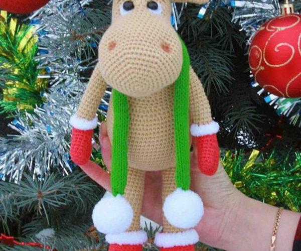 1 crochet deer ideas thumb