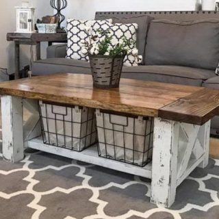 20 Easy DIY Tables