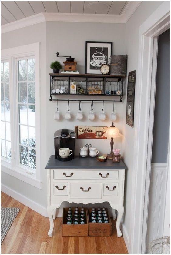 Coffee Corner.