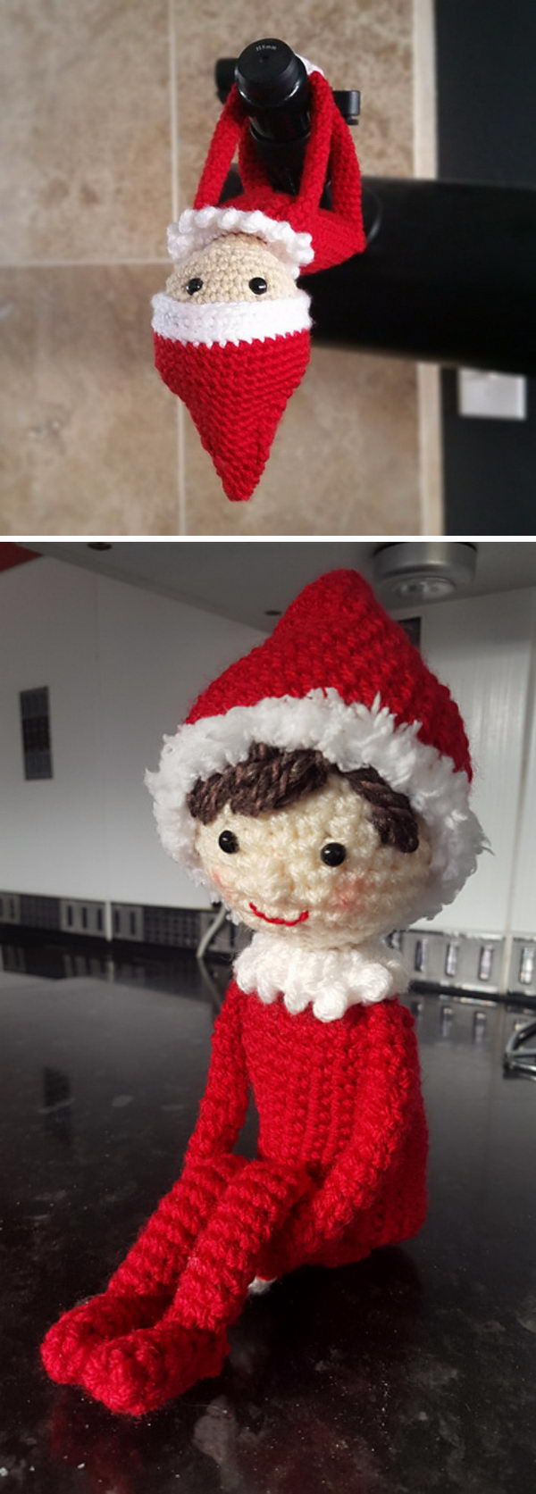 Elf On The Shelf.