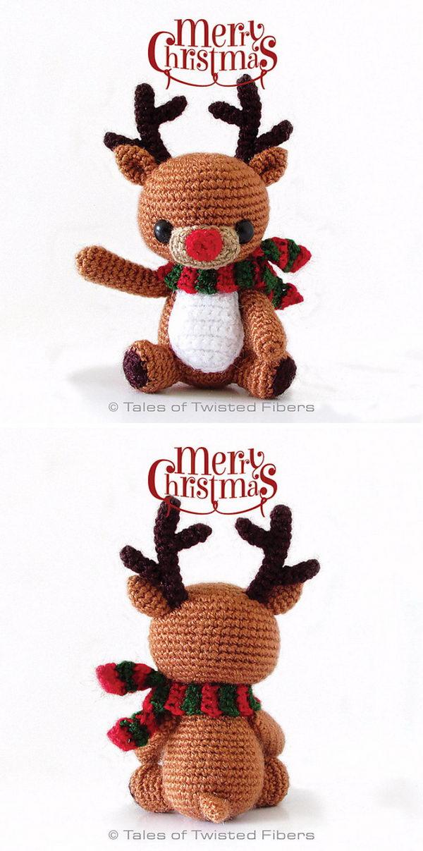 Rudy, The Reindeer.