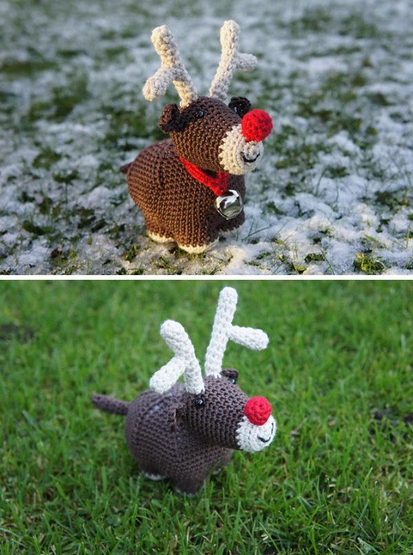 Ronald The Fat Little Reindeer.