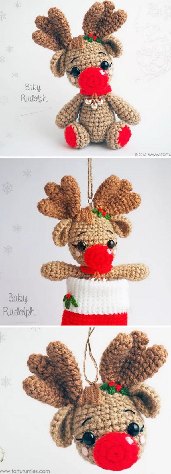 Reno Baby Reindeer.