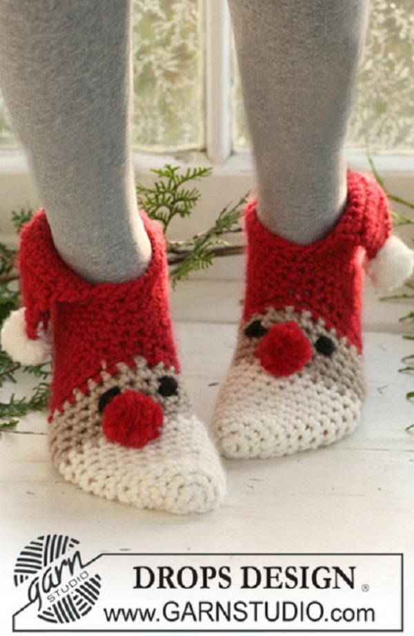 25 Crochet Santa Claus Ideas 2017