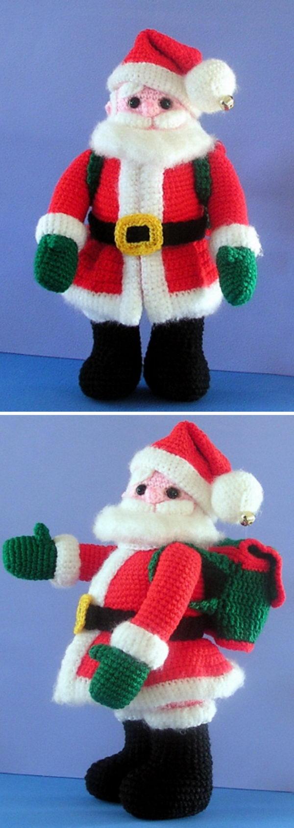 Santa Claus Doll.