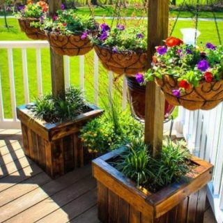 Top 5 Beautiful Balcony Design Ideas
