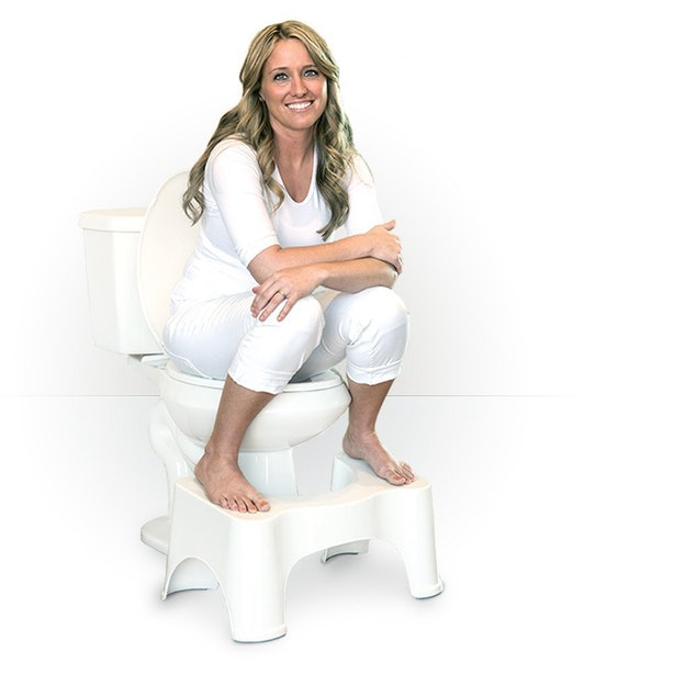 This Stool That's Made Specifically For Pooping.