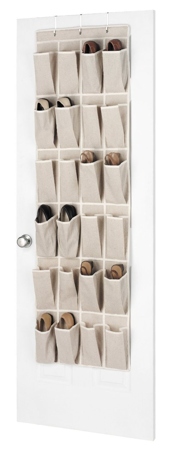 This Door Organizer For Shoes, Accessories, And More.