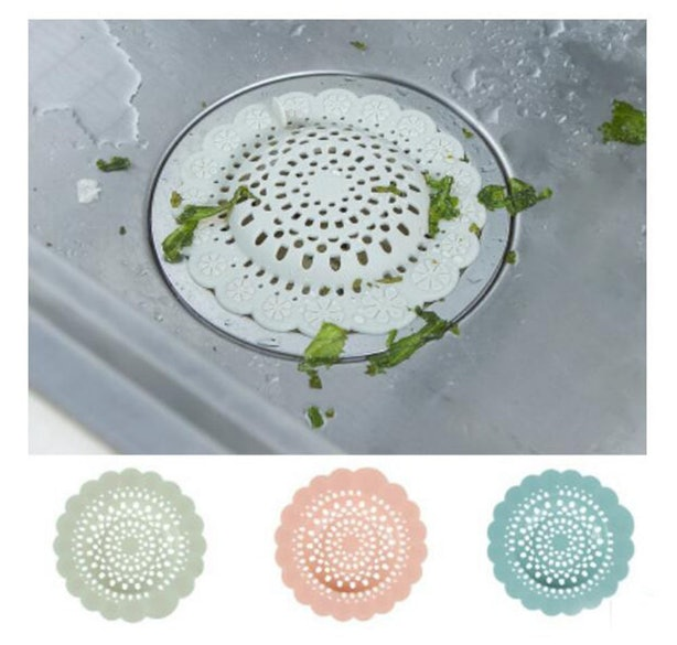 The Drain Protector That Looks Like A Doily.