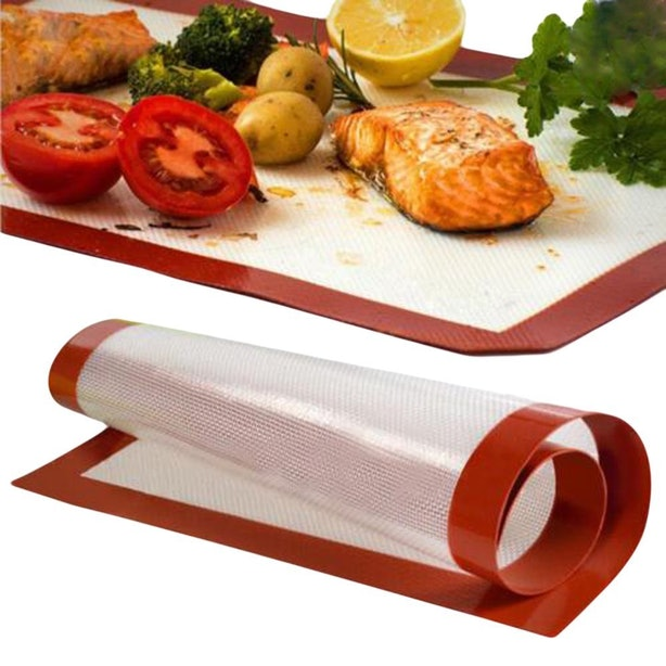 The Silicone Mats That Make Cooking So Much Easier.