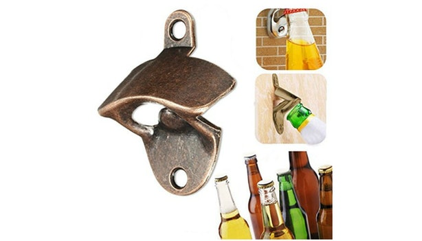 The Bottle Opener With Antique Style.