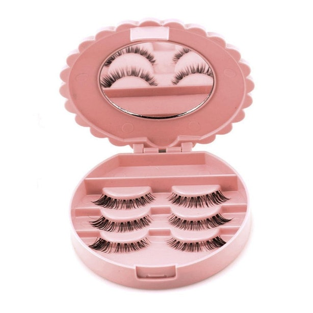 A Box For All Your False Eyelashes.