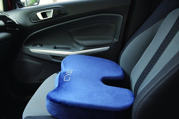 This Charcoal Infused Seat Cushion That's Saving People's Butts .