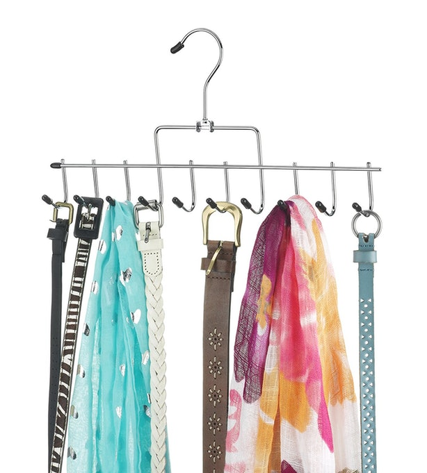 This Weird Hanger To Organize Your Accessories  .