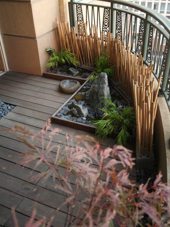 Private Balcony Design Ideas.