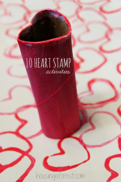 Heart Tube Stamping.