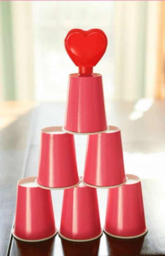 Cupid's Cups.