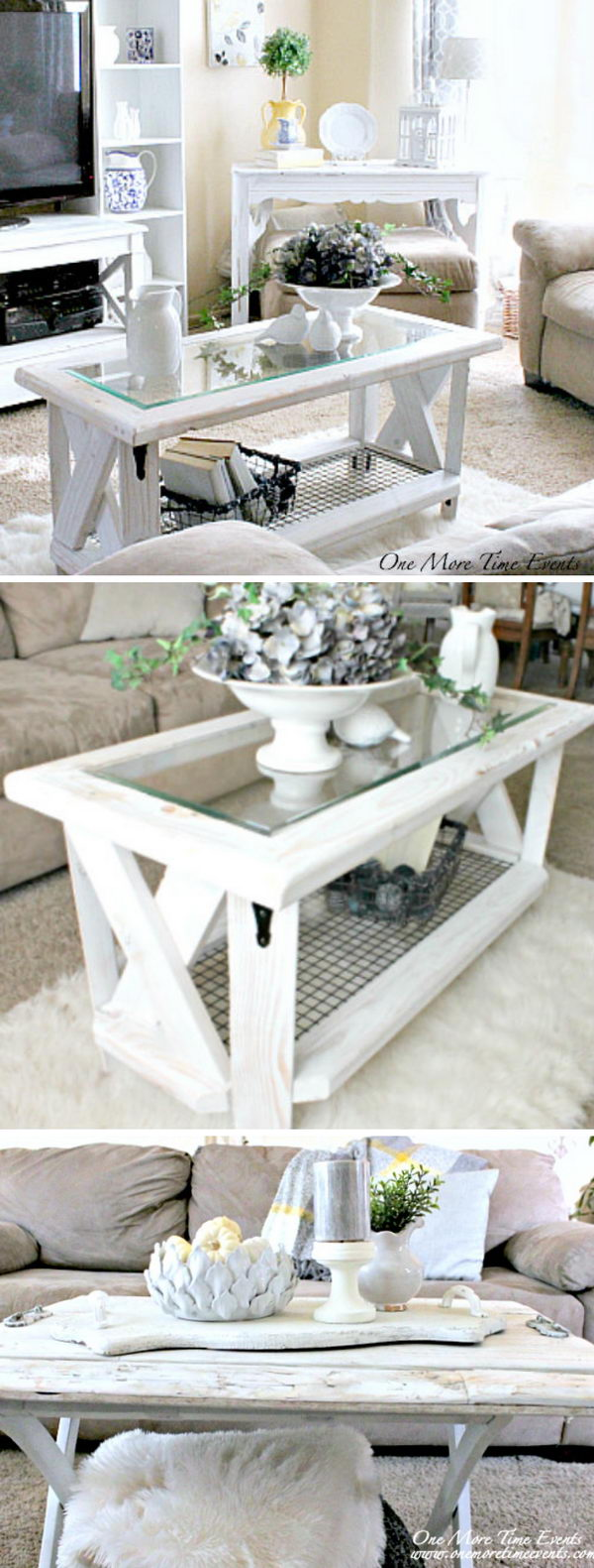Farmhouse Coffee Table.