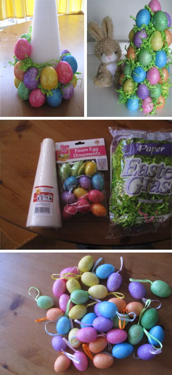 30 Creative Easter Decor Diy Projects 2017