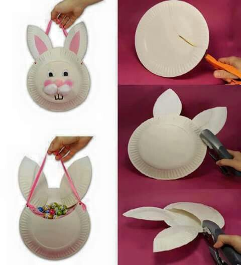 Bunny Candy carrier.
