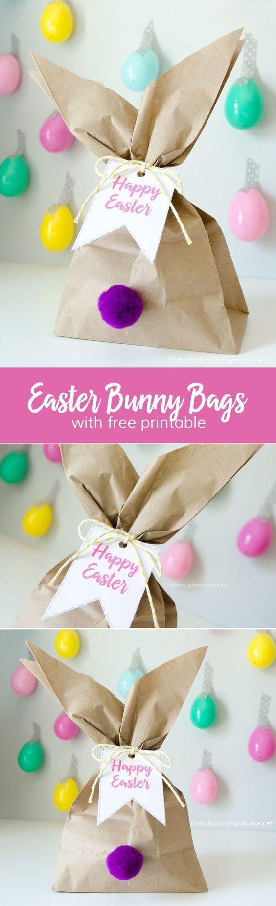 Bunny Gift wrap.