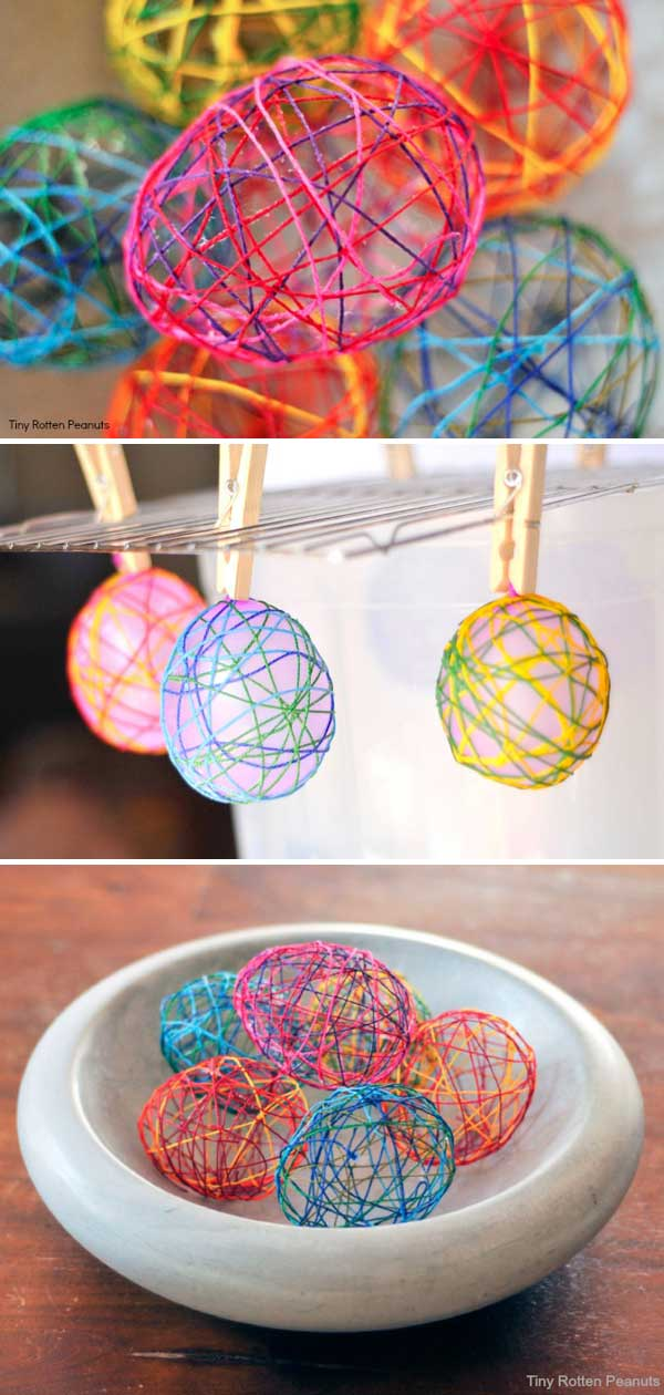 String Easter Eggs.