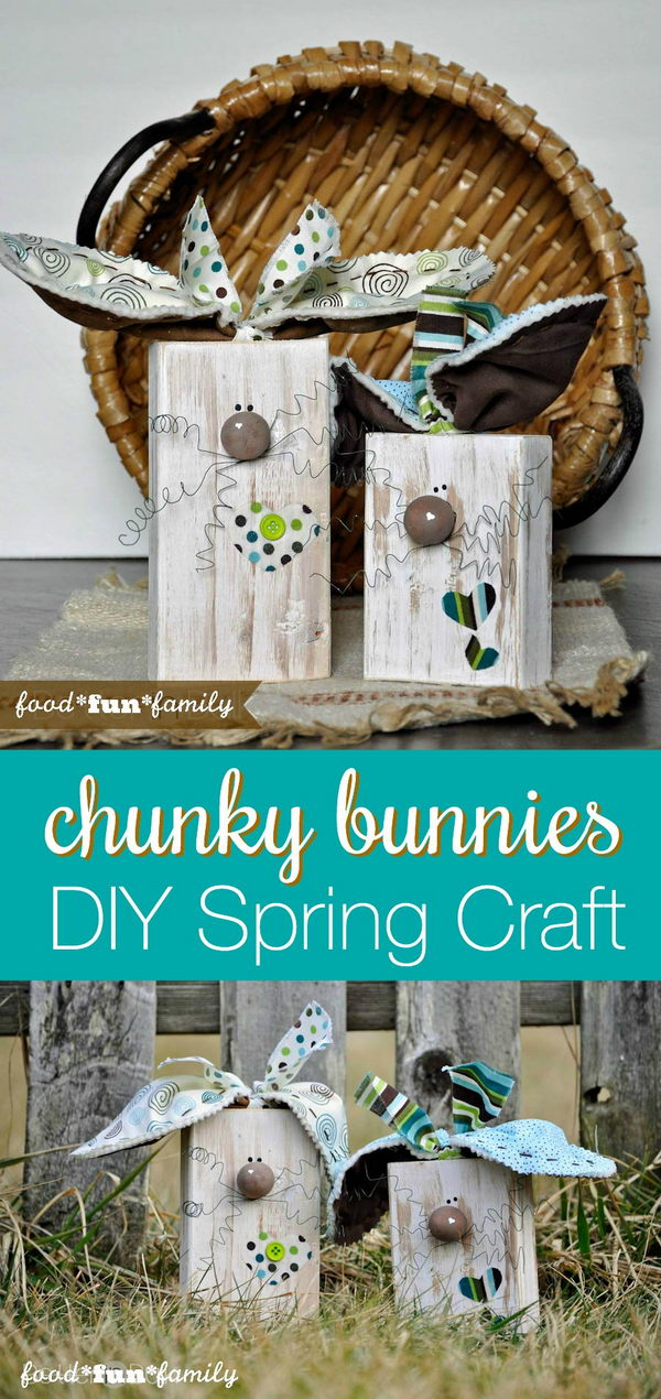 30 Diy Easter Outdoor Decorations 2017