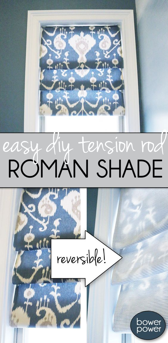 35 Awesome Diy Window Treatment Ideas And Tutorials 2017