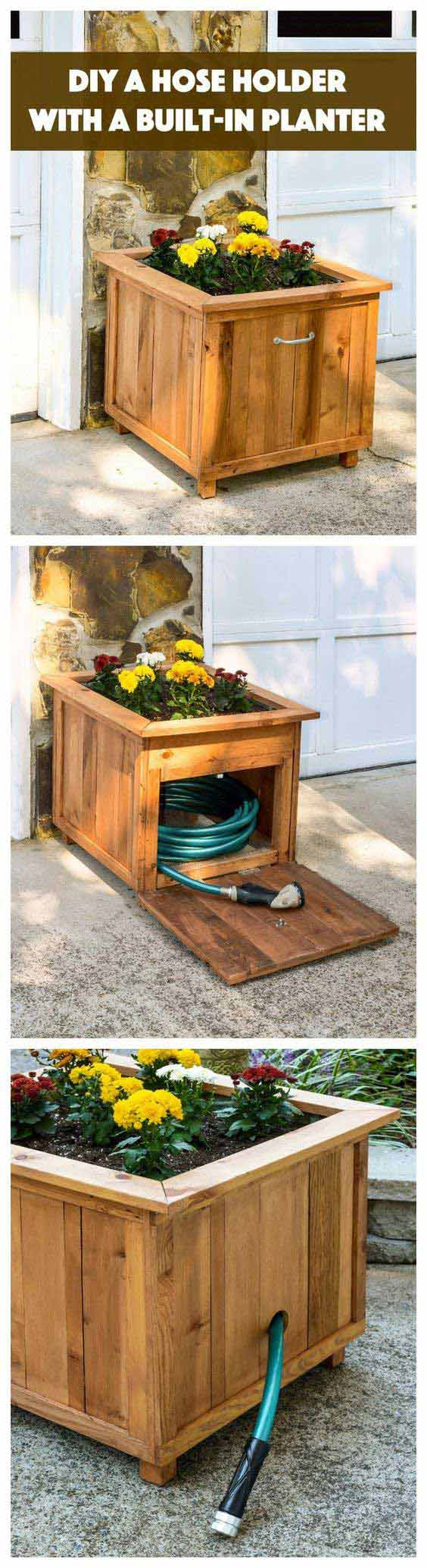 20+ Cool DIY Yard Furniture Ideas 2017